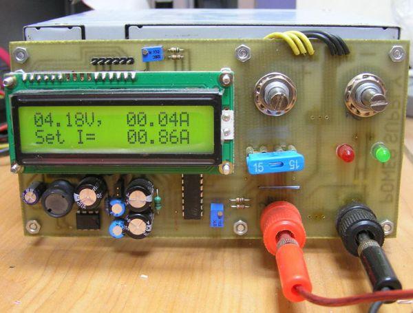 Индикаторы тока и напряжения своими руками фото 477